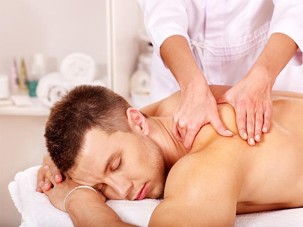 sports massage dural