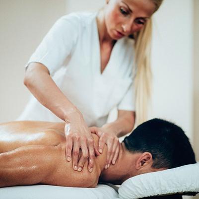 sports massage services dural